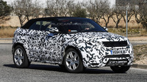 Latest Range Rover Evoque Cabrio spy pics remind us it's actually going to happen