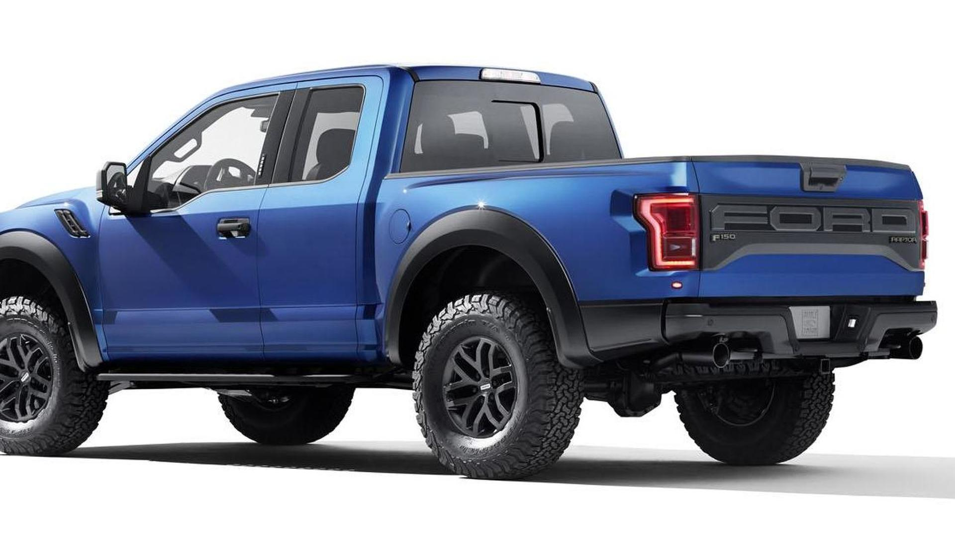 2017 Ford F 150 Raptor bows in Detroit with more than 411 bhp video