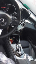 Mercedes-Benz GLC interior spy photo / auto.163.com