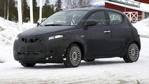 2015 / 2016 Lancia Ypsilon facelift spy photo