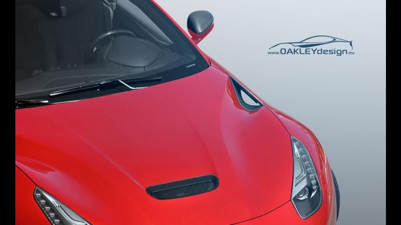 Oakley Design Ferrari F12berlinetta