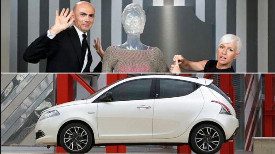 La nuova Lancia Ypsilon diventa protagonista in TV nel programma di Real Time: