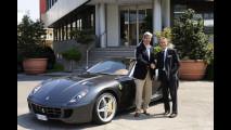 Michael del Kent e John Kerry visitano la Ferrari