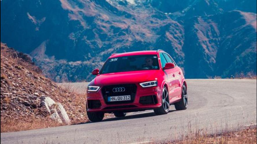 Audi RS Q3, quattro volte divertente