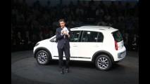 Salão SP: VW amplia gama aventureira com estreia do cross up!