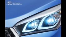 Hyundai apresentará conceito especial do HB20 no Salão do Automóvel