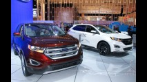Novo Ford Edge 2016: as impressões e fotos da segunda geração