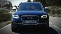 Vídeos: Mais detalhes do Novo Audi SQ5 TDI