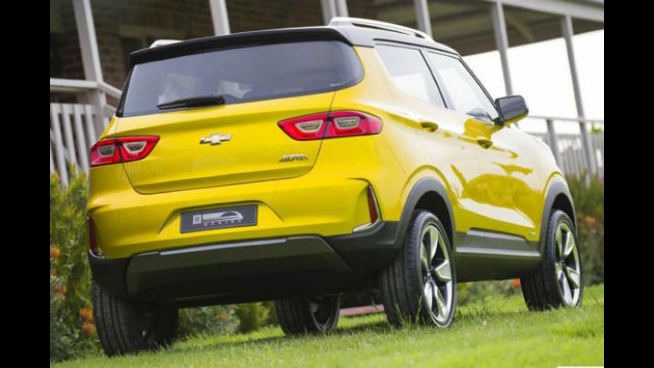 GM: nova família de compactos de entrada terá versões hatch, sedã e SUV