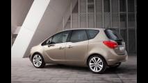 Opel divulga Nova Meriva 2010 - Veja fotos