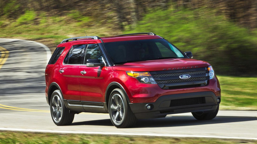 2011-15 Ford Explorer under investigation for exhaust leak