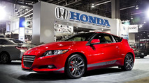 Honda Performance Development CR-Z concept 31.10.2012