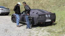 2014 Chevrolet Corvette spy photo 18.9.2012 / Automedia