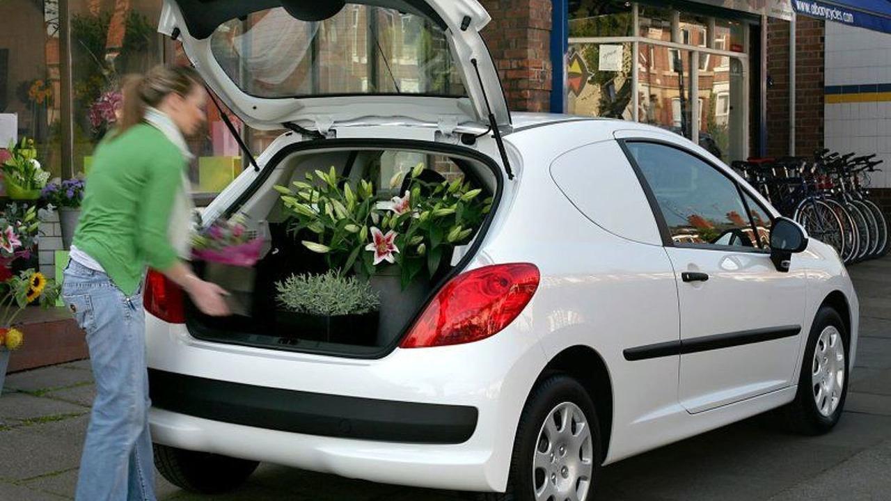 Peugeot 207 Van