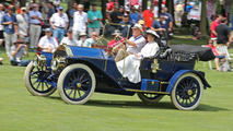 Concours d'Elegance of America 2016