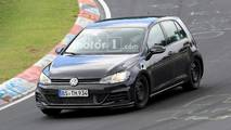 Volkswagen Golf 8 Spy Photos