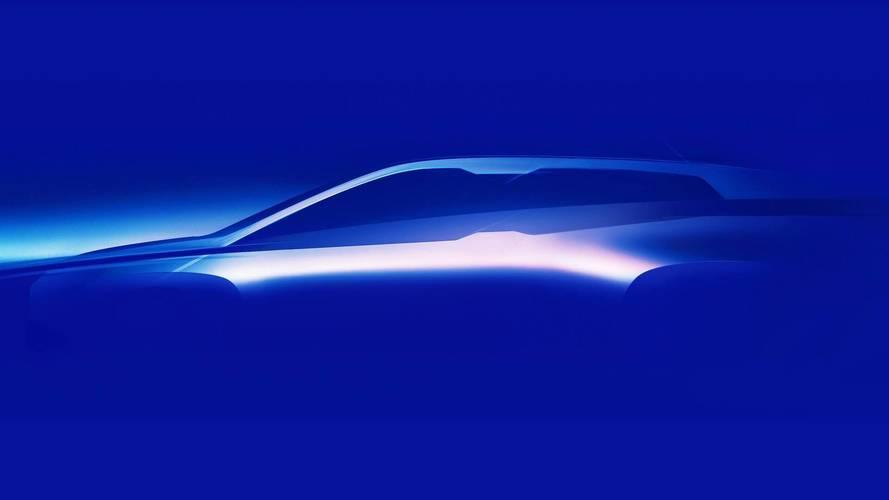 BMW Vision Vehicle antecipa detalhes do aguardado elétrico iNext