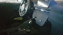 Toyota Supra'nın kabinine ait casus fotoğraflar
