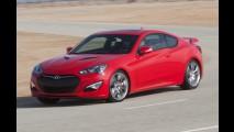 Hyundai Genesis Coupé sai de linha neste ano; novo cupê de luxo está a caminho