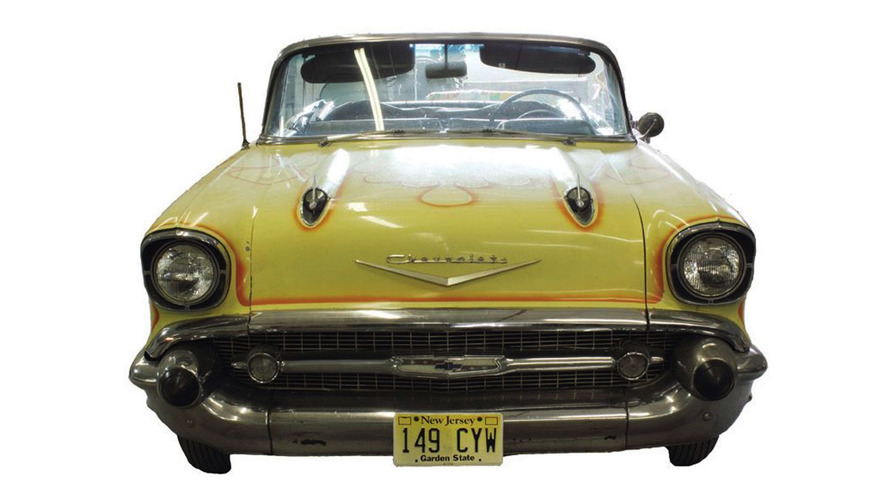 Bel Air Auto Auction >> Bruce Springsteen 1957 Chevy Bel Air | Motor1.com Photos