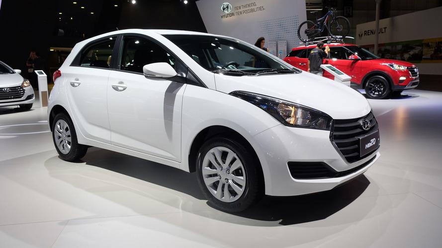 Hyundai garante pódio entre montadoras pelo 3º mês seguido