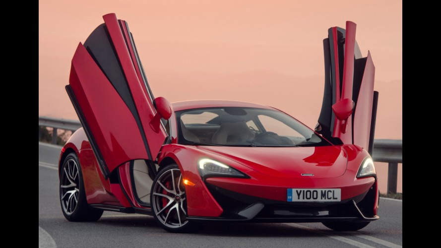 Apple pode pagar R$ 6,35 bilhões pela McLaren, afirma jornal britânico