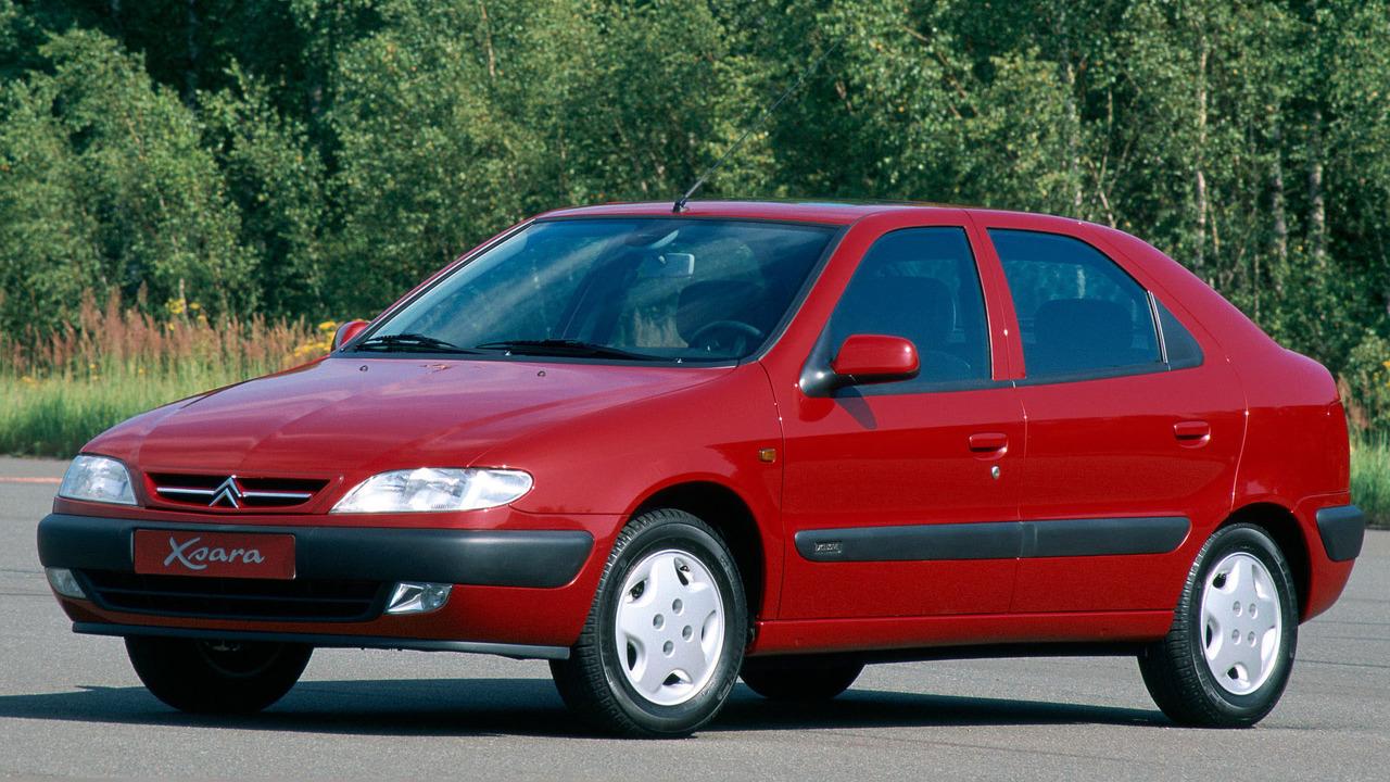 1997 - Citroën Xsara