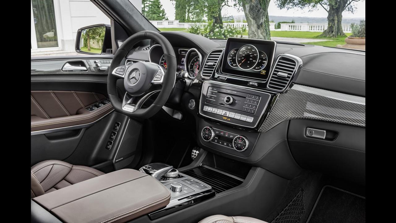 Este é o Mercedes GLS 2016: SUV alemão estreia novo nome e visual atualizado
