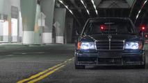 1990 Mercedes-Benz 190E 2.5-16 Evolution II