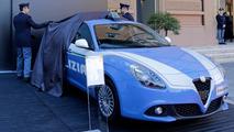 Polizia di Stato Alfa Romeo Giulia, Giulietta, Jeep Renegade