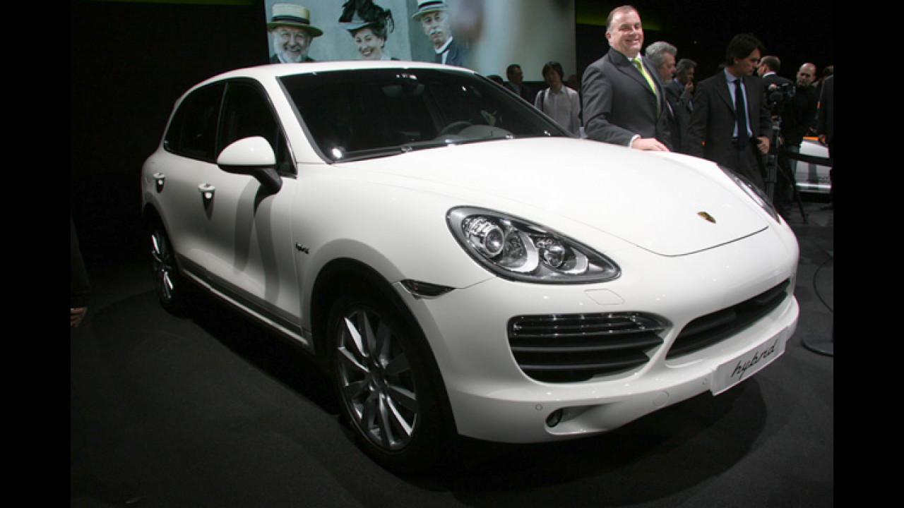 Porsche Cayenne Hybrid