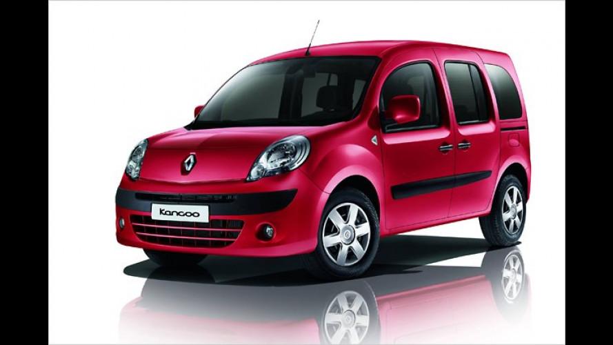 Bis zu 4.760 Euro sparen bei Renault Kangoo und Clio