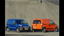 Neu: Fiorino mit Erdgas