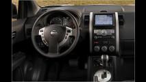 Facelift für Nissan X-Trail