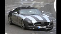 Mercedes öffnet den SLS