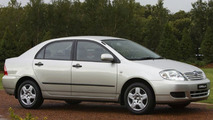 First Ever Exported Toyota Corolla Anniversary