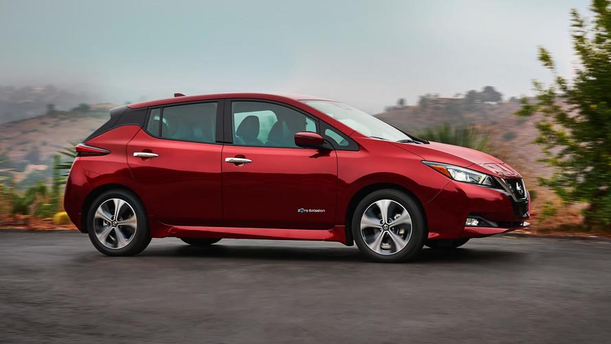 Nissan Leaf'in 60 kWh'lik versiyonu 362+ km menzille gelecek