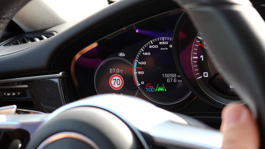 Feet Off The Pedals: Testing Porsche InnoDrive In Germany