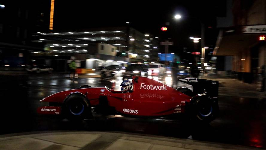 Secret Adelaide F1 Demo Video Released