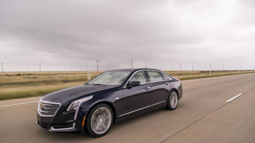 Cadillac Super Cruise Road Trip: 1,200 Miles, No Hands
