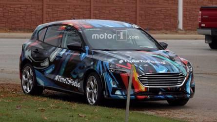 Flagra - Ford Focus 2019 aparece colorido nas melhores fotos até agora