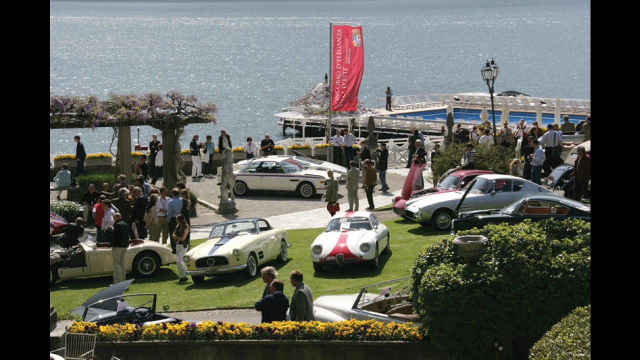 Concorso d'Eleganza Villa d'Este 2006