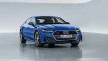 Nouvelle Audi A7 (2018) et concept-car Audi Prologue