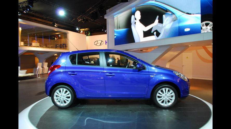 Hyundai i20 Blue concept