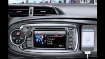 Nuova Toyota Yaris - Il sistema Touch & Go