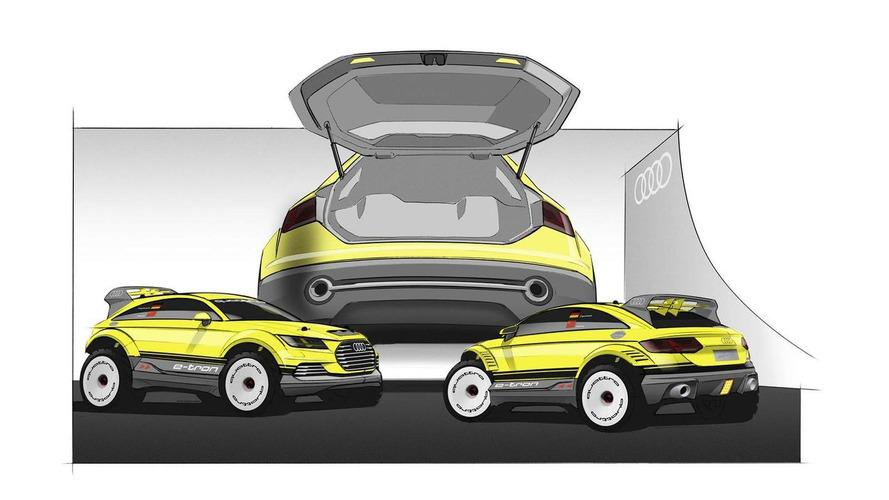 Audi TT offroad concept