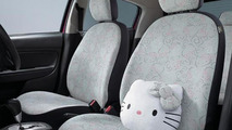 Mitsubishi Mirage Hello Kitty special edition 25.10.2013