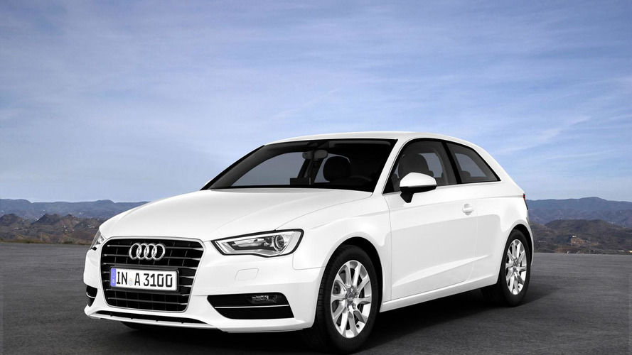 Audi announces the eco-friendly ultra line, starting with the A3 1.6 TDI ultra