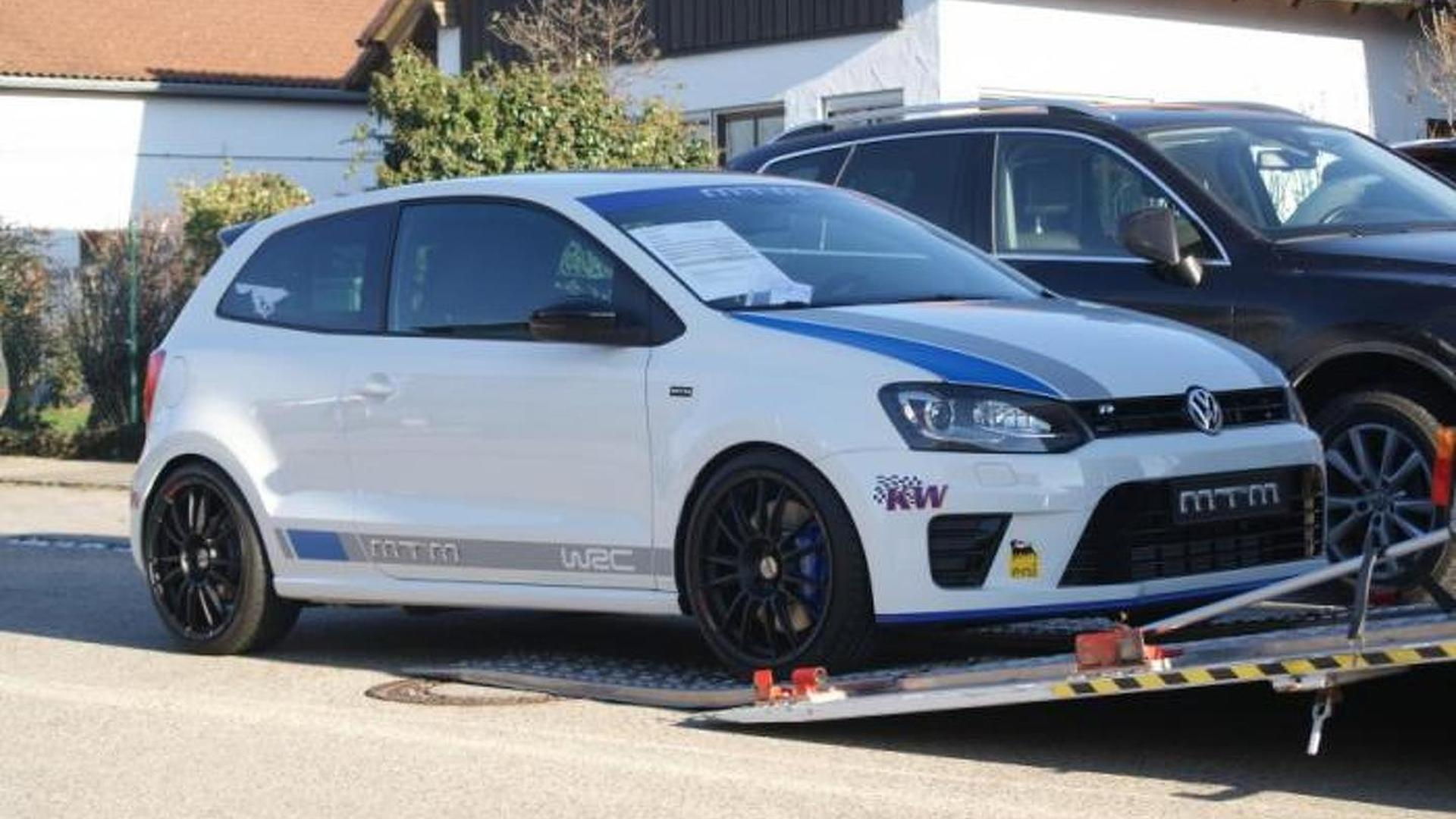 mtm volkswagen polo wrc street to debut in essen with 315 hp. Black Bedroom Furniture Sets. Home Design Ideas