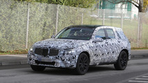 2015 Mercedes-Benz GLK spy photo